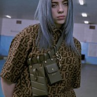 Billie Eilish в журнале «Jalouse». 2019 02