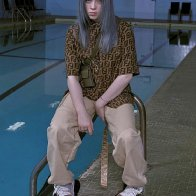 Billie Eilish в журнале «Jalouse». 2019 03