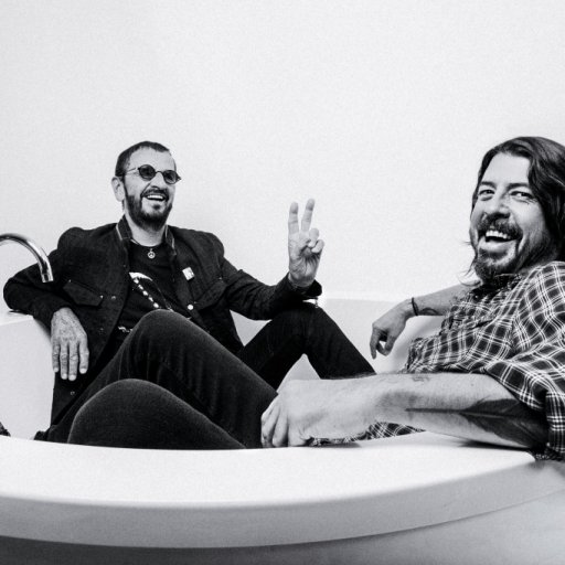 Rolling Stone 2019 15 Ringo and Grohl