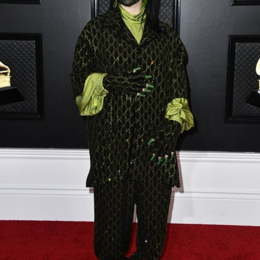 Grammy-2020 Billie Eilish 1