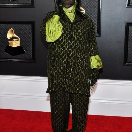 Grammy-2020 Billie Eilish 2