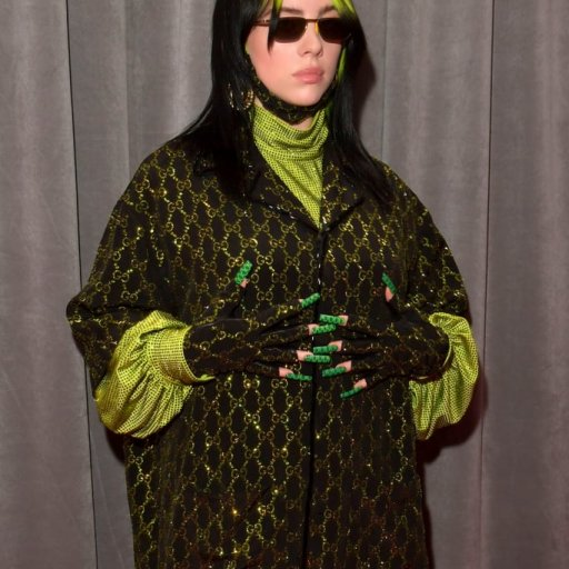 Grammy-2020 Billie Eilish 4