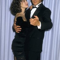 Oscar-1988. Jennifer Grey and Patrick Swayze