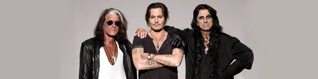 Hollywood Vampires The