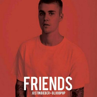 Friends (ft. BloodPop)