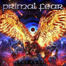 Primal Fear   Hounds of Justice